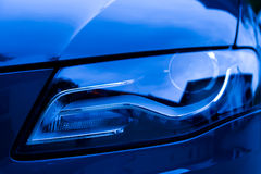 Detalle del coche Imagen de archivo libre de regalías