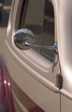 Detalle del coche antiguo Imagen de archivo libre de regalías