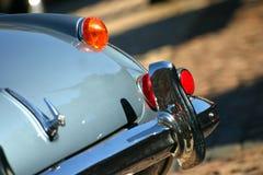 Detalle del coche de la vendimia Fotografía de archivo
