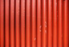 Detalle del contenedor para mercancías fotos de archivo libres de regalías