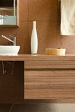 Detalle del cuarto de baño Imagen de archivo libre de regalías