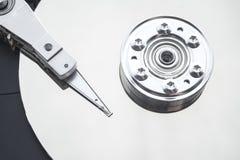 Detalle del disco duro Fotos de archivo libres de regalías