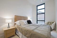 Detalle del dormitorio Imagenes de archivo