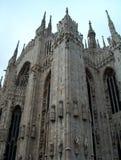 Detalle del Duomo Fotografía de archivo