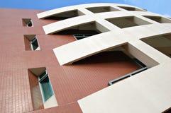 Detalle del edificio Fotos de archivo