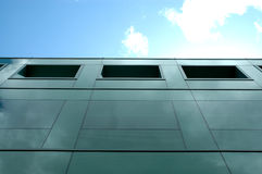 Detalle del edificio Imagen de archivo