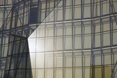 Detalle del edificio - avenida de Michigan Foto de archivo