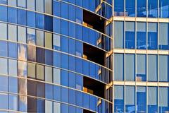 Detalle del edificio moderno. Foto de archivo libre de regalías
