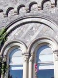 Detalle 2015 del edificio principal de la universidad de Toronto Fotos de archivo libres de regalías