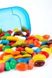 Detalle del fondo colorido de los dulces imagen de archivo