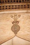 Detalle del interior de Charminar Foto de archivo libre de regalías