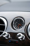 Detalle del interior del coche Imagenes de archivo