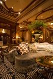 Detalle del interior en el hotel de Fairmont Imagen de archivo libre de regalías
