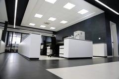 Interior moderno de la oficina Imagenes de archivo