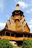 Detalle del Izmailovo el Kremlin en Moscú Imagenes de archivo