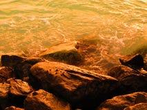 Detalle del mar Fotografía de archivo