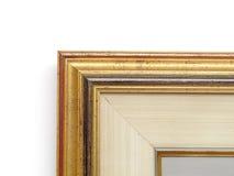 Detalle del marco de la pintura Fotografía de archivo libre de regalías