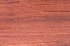 Detalle del modelo de la textura de madera de la teca Fotografía de archivo