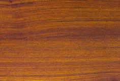 Detalle del modelo de la textura de madera de la teca Foto de archivo