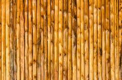 Detalle del modelo de la textura de madera decorativa Fotografía de archivo