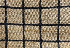 Detalle del modelo pagado de la textura de la armadura de cesta Imágenes de archivo libres de regalías