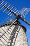 Detalle del molino de viento Fotografía de archivo