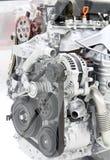 Detalle del motor de coche Fotos de archivo libres de regalías