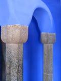 Detalle del museo de Gaudi Fotografía de archivo