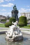 Detalle del museo de la historia natural, Viena Imágenes de archivo libres de regalías
