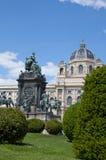 Detalle del museo Viena de la historia natural Imagen de archivo libre de regalías