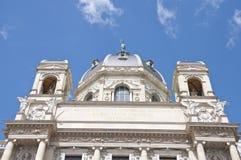Detalle del museo Viena de la historia natural Fotografía de archivo libre de regalías