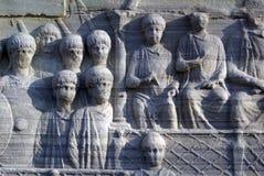 Detalle del obelisco de Egipto imagen de archivo
