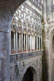 Detalle del palacio histórico Imágenes de archivo libres de regalías