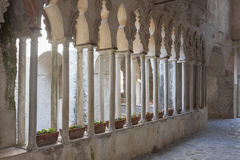 Detalle del palacio histórico Fotos de archivo