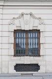 Detalle del palacio superior del belvedere en Viena fotografía de archivo libre de regalías