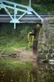 Detalle del puente Imagen de archivo