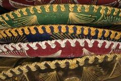 Detalle del sombrero Imagen de archivo libre de regalías