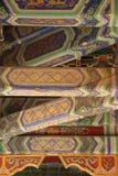 Detalle del techo Imagenes de archivo
