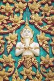 Detalle del templo de Hua Hin Imagen de archivo