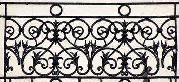 Detalle del trabajo del hierro. Fotos de archivo libres de regalías