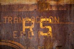 Detalle del tren Imagen de archivo libre de regalías