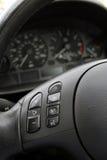 Detalle del volante Imagenes de archivo