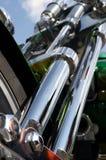 Detalle delantero de Tricar Fotografía de archivo libre de regalías