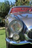 detalle delantero del tdf de Ferrari 250 de los años 50 Foto de archivo