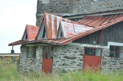 Detalle deteriorado de la casa Fotos de archivo libres de regalías