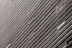 Detalle el tiro de la pared modelada, característica arquitectónica Imagen de archivo libre de regalías