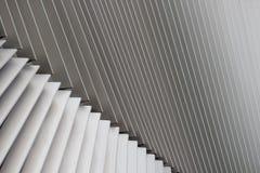 Detalle el tiro de la pared modelada, característica arquitectónica Fotografía de archivo libre de regalías