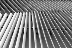 Detalle el tiro de la pared modelada, característica arquitectónica Imagen de archivo