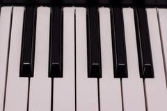 Detalle electrónico del teclado Imagen de archivo libre de regalías