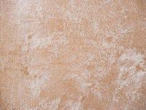 Detalle enyesado de la textura del fondo del muro de cemento Imagen de archivo